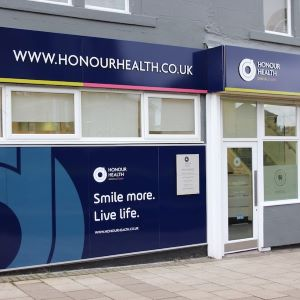 Honor Health shop front